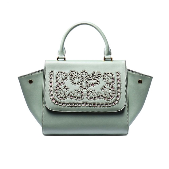 Picture of NAWO Hollowed Design Leather Handbag
