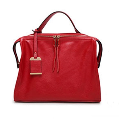 Picture of Malisiwei Fashionable Simple Lady Bag(Red)