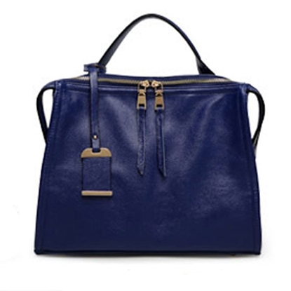 Picture of Malisiwei Fashionable Simple Lady Bag(Blue)
