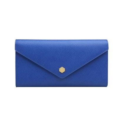 Picture of KIZZME Triple-fold Clutch Bag(Blue)