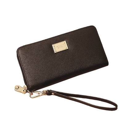Picture of KIZZME Long Lady Purse(Black)