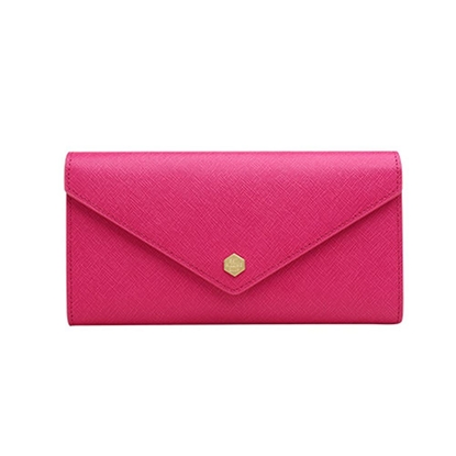 Picture of KIZZME Triple-fold Clutch Bag(Rose)