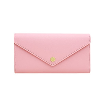 Picture of KIZZME Triple-fold Clutch Bag(Pink)