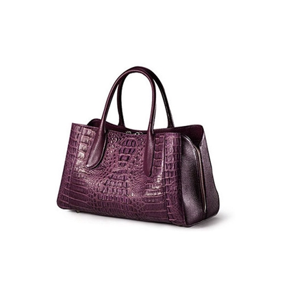 Picture of [Custom] Ziomee Handmade High-grade Crocodile Tote(Modena)