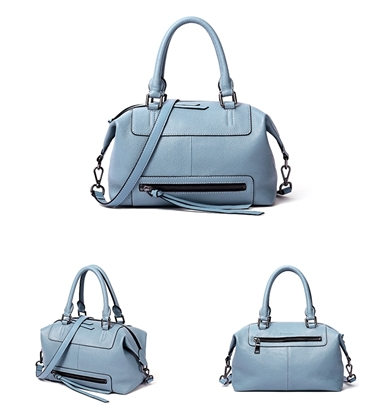 Picture of NAWO Tassel Top-zip Tote
