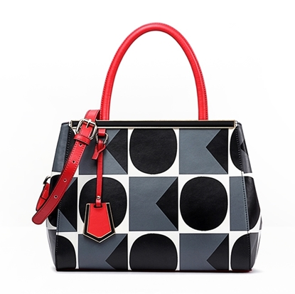 Picture of NAWO POP Art Top-zip Tote